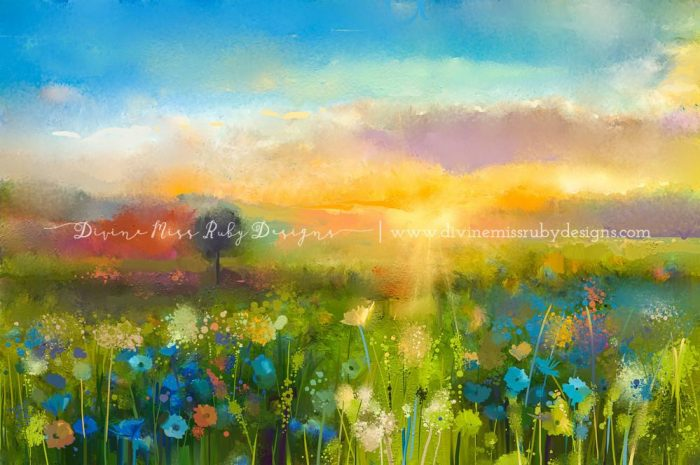Sunset Blooming **Locally Printed Stock just in!**